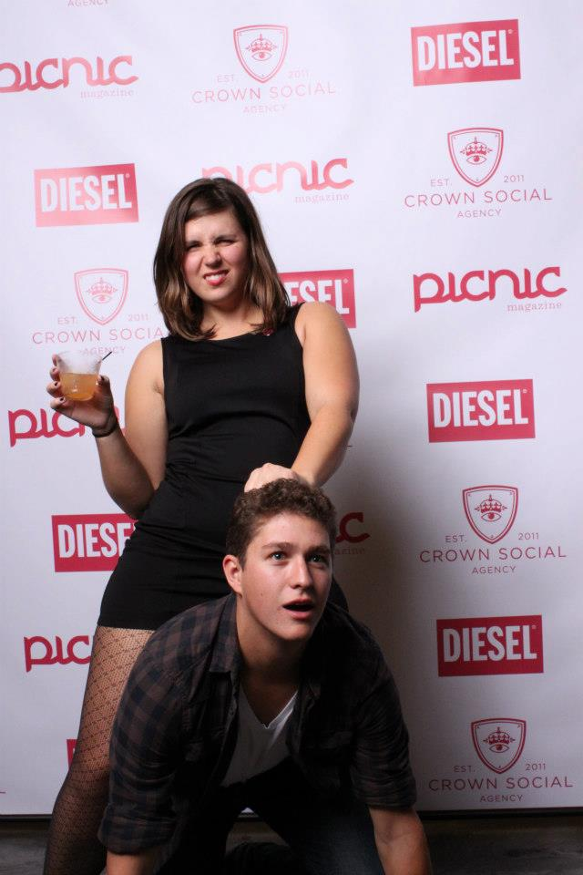 CROWN SOCIAL x DIESEL x PICNIC MAGAZINE PARTY PHOTOS R6
