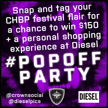 Cap Hill Block Party Instagram Contest