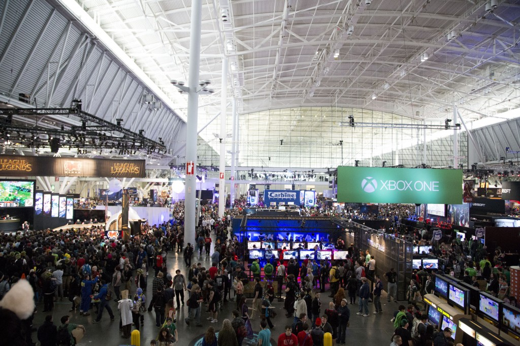 #TheHunt at PAX East 2014